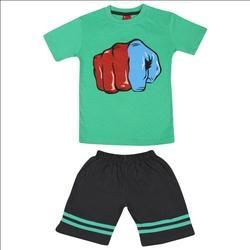 Kids Cotton Top and Bottom