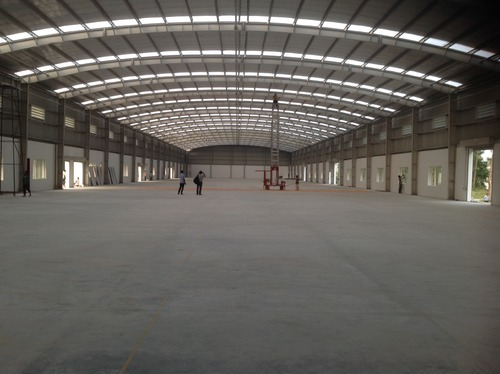Commercial Pre Engineered Building