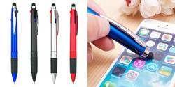 Multifunction 3 Color Stylus Pen