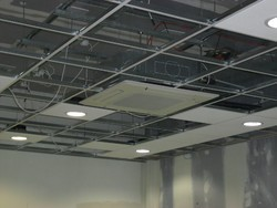Grid False Ceiling Work Services