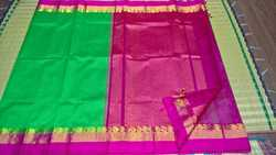 Silk Cotton Sarees Korvai Silk Border
