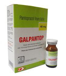 Galpantop Pantoprazole For Injection 40 Mg