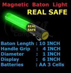 Magnetic Baton Light