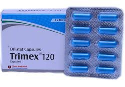 Trimex 120mg Orlistat