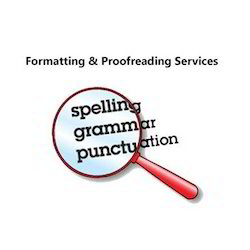 Formatting & Proof Reading Services