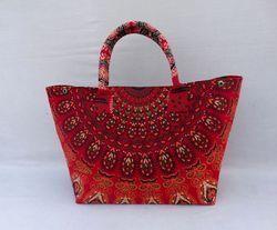 Cotton Mandala Bag