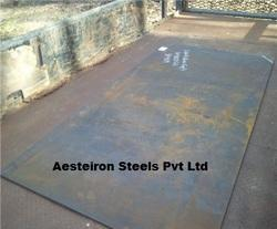 ASTM A299 Steel Plate