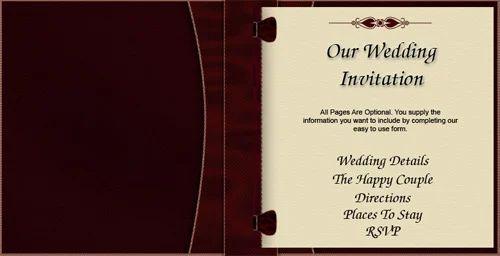 Wedding invitation wedding invitation card service provider from wedding invitation card stopboris Choice Image
