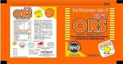 ORS Powder Packaging Pouches