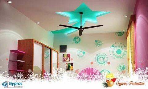 Modern Kids Room Kids Room False Ceilings Manufacturer from Noida
