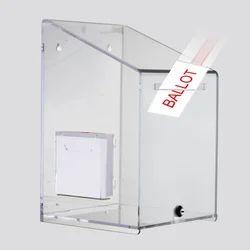 Wall Mounting Ballot Box