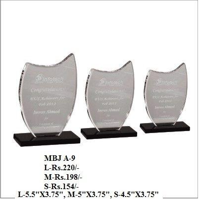 Acrylic Trophy TBJ A9-L