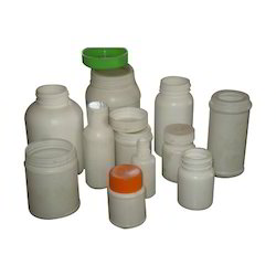 Pharmaceutical Plastic Bottle
