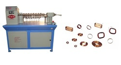 Auto Matic Coil Winding Machine