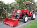 Tractor Front Bucket