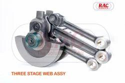 Air Compressor Three Stage Web Assy
