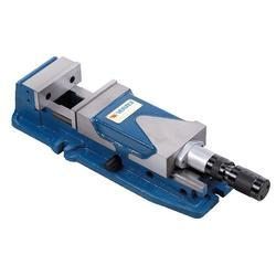 Hydraulic Machine Vise- Built Out Type
