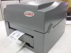 Barcode Printer with Dispenser