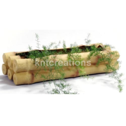 Fiberglass Bamboo Planters