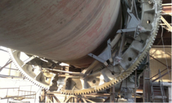 Kiln Girth Gear Alignment
