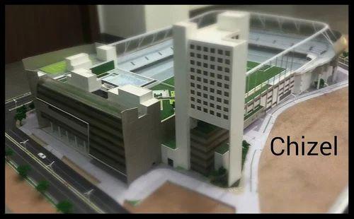 Architectural Model Making Machine Construction 3D Printer