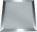 20W Slim Panel Light 1x1