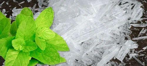 Natural Menthol Crystals