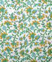 Cotton Voile Hand Block Print Fabric Natural Dyes NP206
