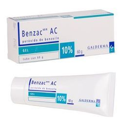 Benzoyl Peroxide Ointments