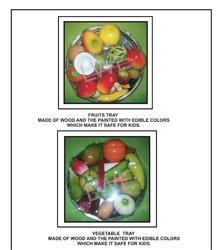 Fruits and Vegetable Tray