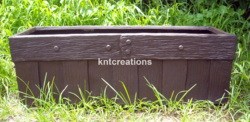 Barralwood Rectangular Planter