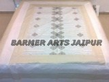 Silk Embroidery Bed Sheet