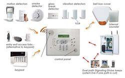 Wireless Burglar Alarm Systems