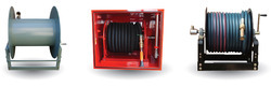 Manual Rewind Reel Fuel Dispensing Hose Reels
