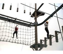 Obstacle Rope Course