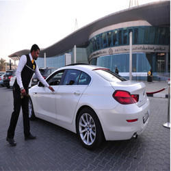 Valet Car Parking Service