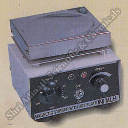 Magnetic Stirer With Hot Plate