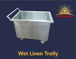 Wet Linen Trolley