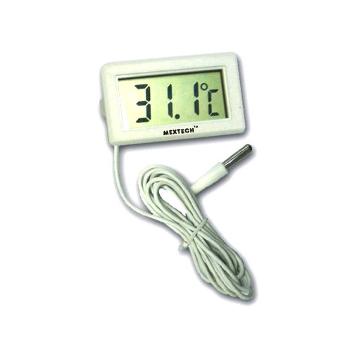 Digital Simple Thermometer with Sensor