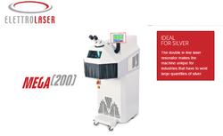 Elettrolaser Laser Welder Mega 200J