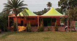 Garden Gazebo & Garden Gazebo u0026 Parking Shed Manufacturer from Indore
