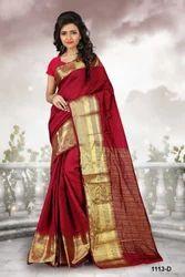 Cotton Weaving Saree