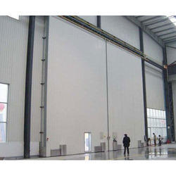 Exceptionnel Automatic Industrial Sliding Door
