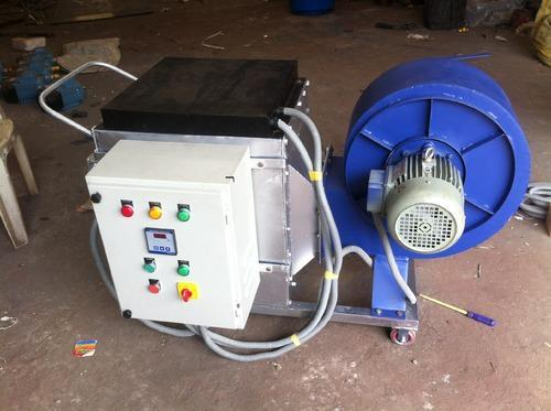 Electrical Hot Air Blower : Manufacturer of industrial blowers fan by air