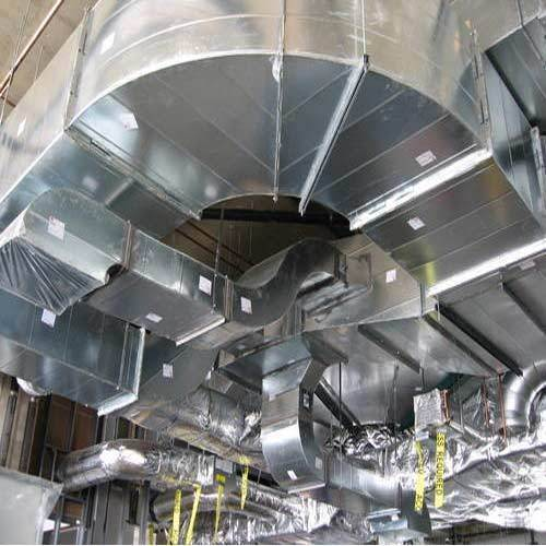 HVAC Fabrication Services