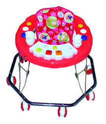 New Boomer Baby Walker - Nickle