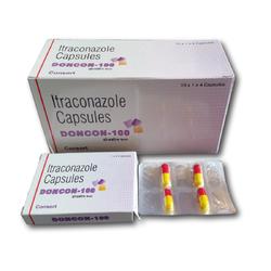 Itraconazole Capsules (DONCON-100)