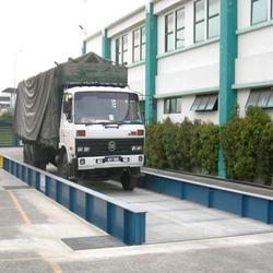 industrial pit type weighbridge