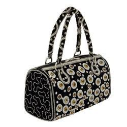 Embroidered Ladies Handbag