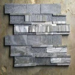 B Black Mosaic Tile